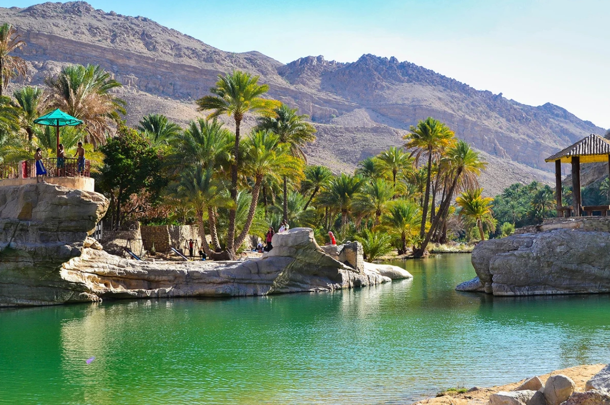 Природа и достопримечательности Омана